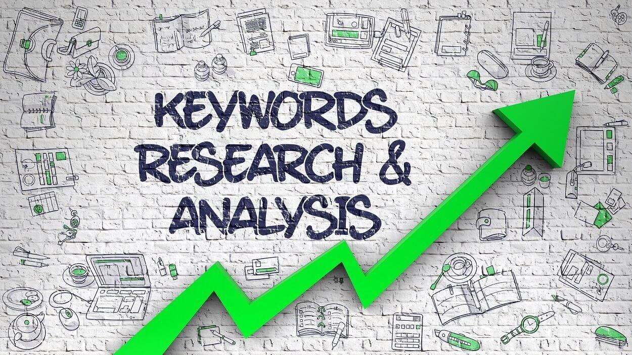keyword research & analysis