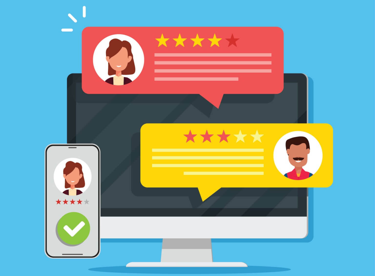 Review Me: Why Getting User Reviews for Your Business is Important – and How to Get Them